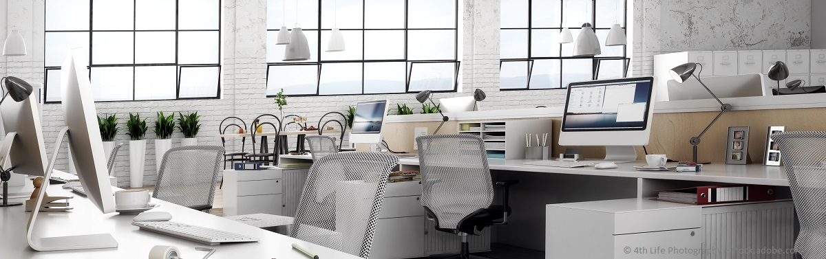 Büromöbel haben einen positiven Einfluss auf die Motivation von Mitarbeitern