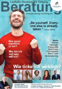 Berufliche Neuorientierung? Laufbahnberatung, Region Zürich