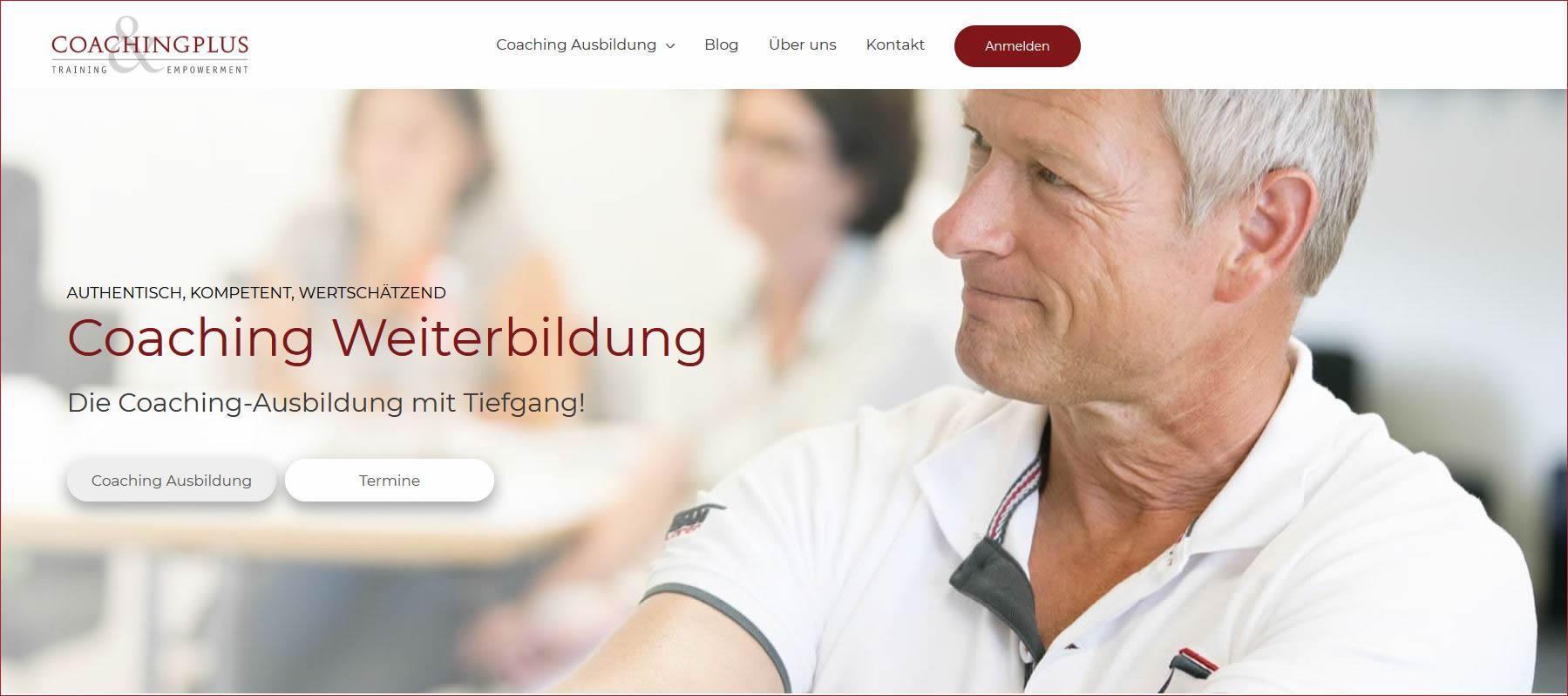 Studiengang für angewandtes Coaching von Coachingplus in Zürich, Kloten