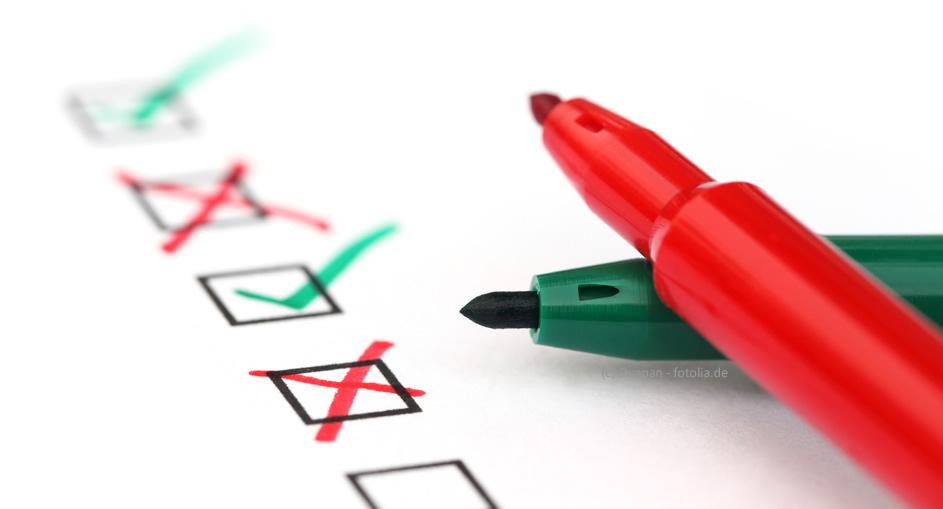 Welche Aus- oder Weiterbildung ist die richtige?
