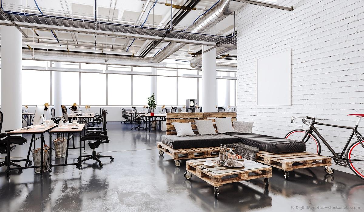 Büromöbel heute: spezielle Workspace für besondere Momente